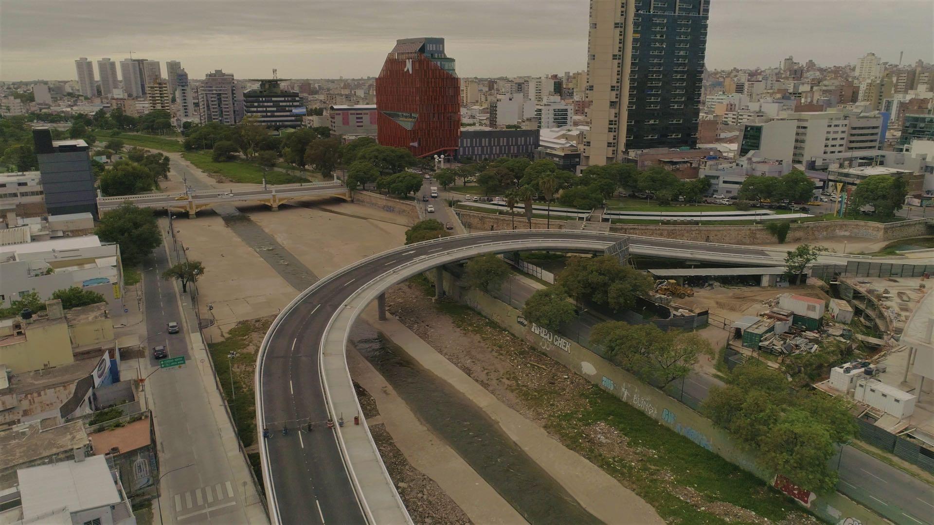 Puente sobre Río Suquía Dr. Ramón Mestre