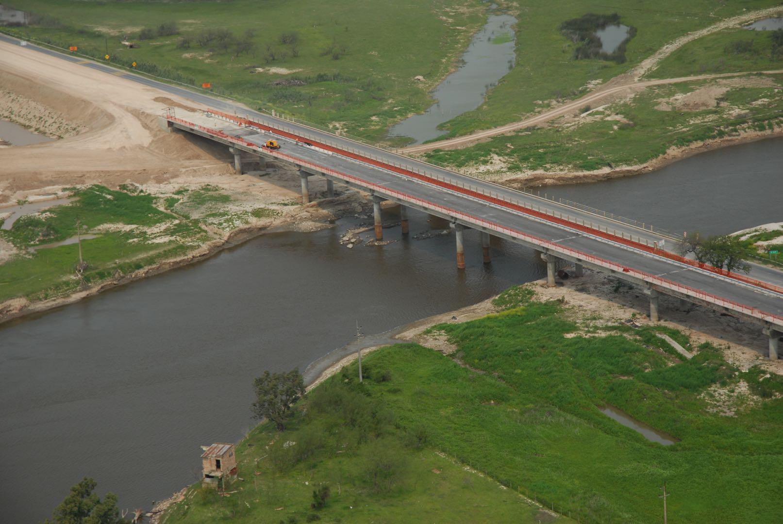 Puente sobre Río Salado – Aliviador y Accesos – Ruta Provincial Nº 70 – Santa Fe