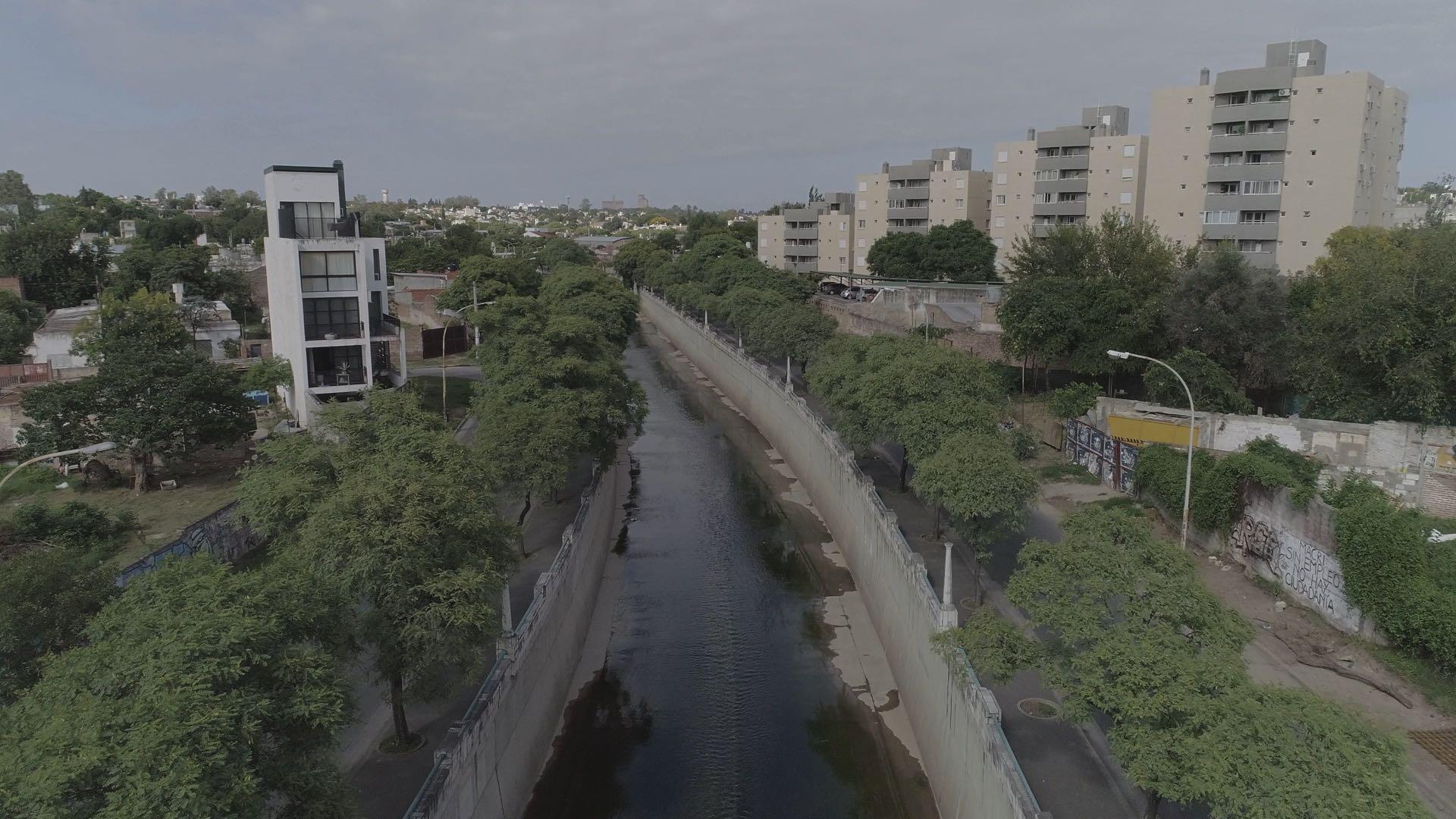 Prolongación de Canal de Arroyo la Cañada – Córdoba