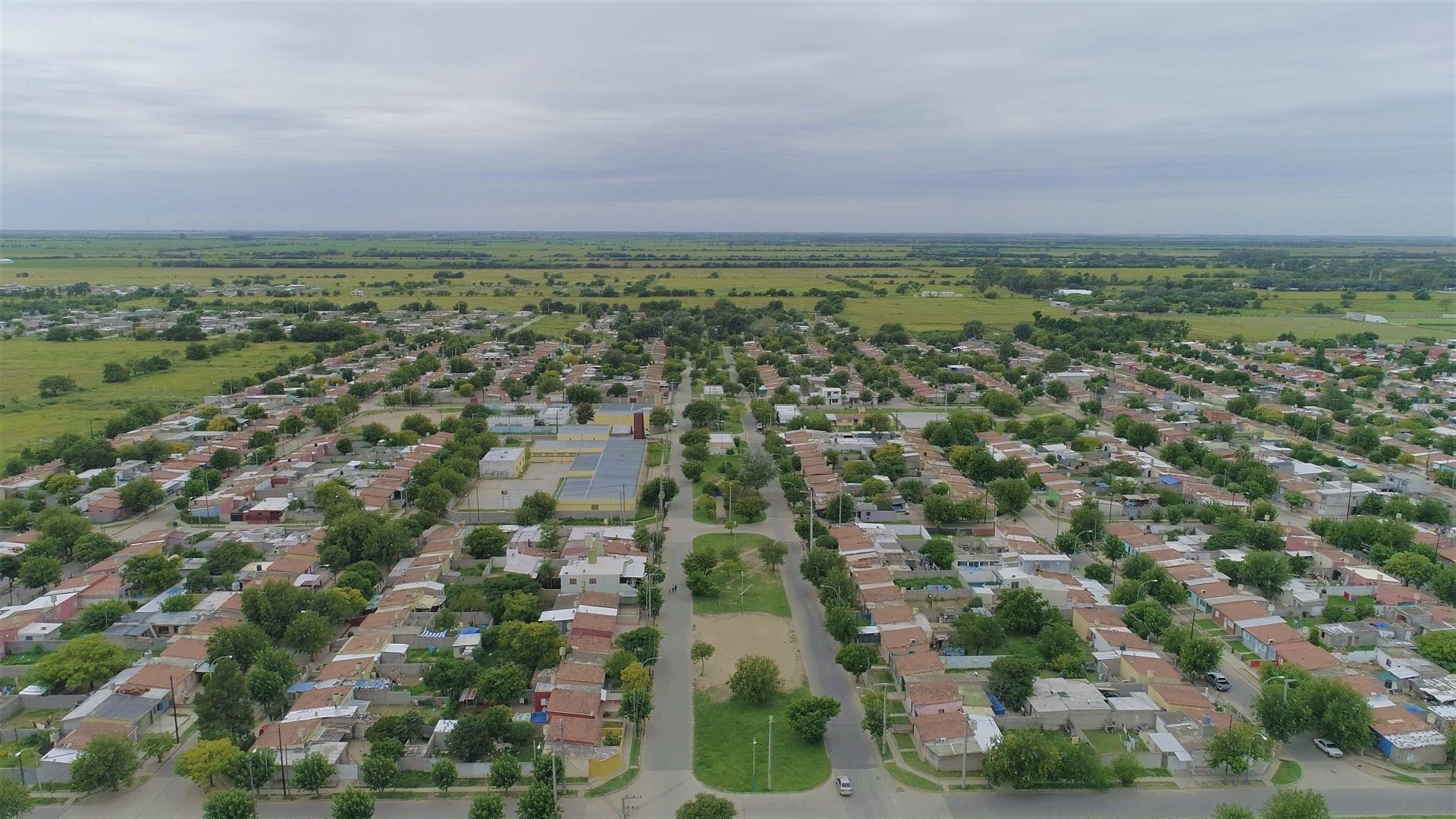 Plan Barrios Ciudades – 1267 Viviendas